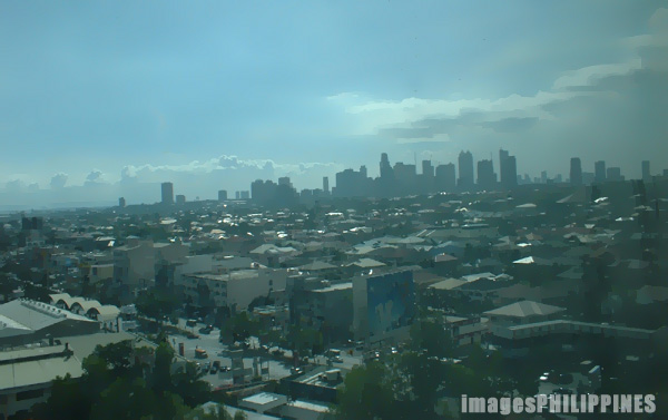 """""""Ortigas from Eastwood"""",  Date Taken: 2003 take on  Photographer/Artist: Mike Torres"""