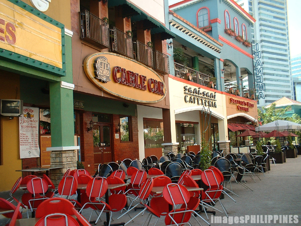 """Eastwood City Walk""