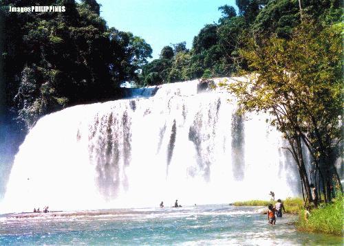 """""""The Falls - Tinuy-an"""",  Place Taken: Mangagoy, Surigao del Sur take on  Date Taken: 2003"""