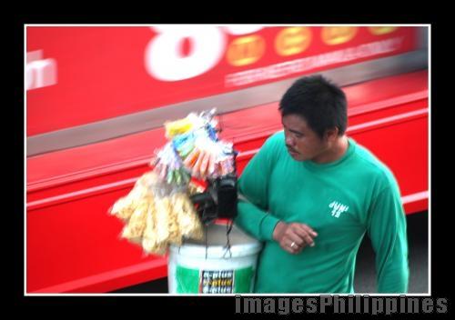 Street Merchant,  Place Taken: Cavite take on  Date Taken: 2010