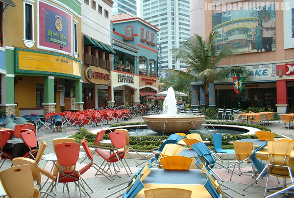 """Eastwood Citywalk""