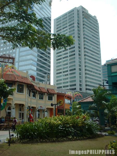 """IBM Plaza Building, Eastwood City Cyberpark"",  Place Taken: Metro Manila take on  Date Taken: 2003"
