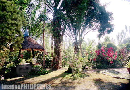 """Well in a Farm Garden""