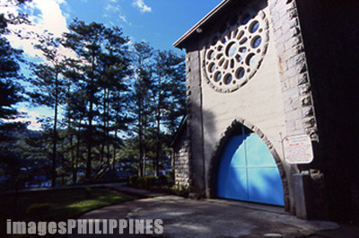 St. Mary's Episcopal Church main entrance