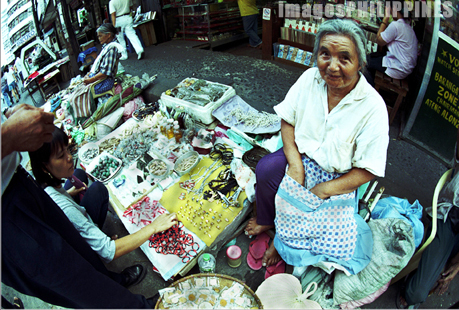 """Quiapo Vendor""