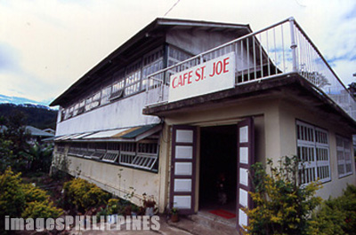 Caf� St. Joe,  Place Taken: Mountain Province take on  Date Taken: 2002