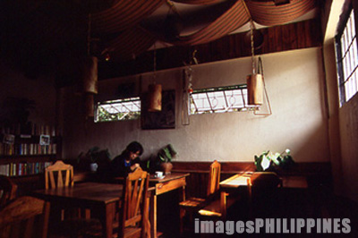 Yoghurt House interior.,  Place Taken: Mountain Province take on  Date Taken: 2002