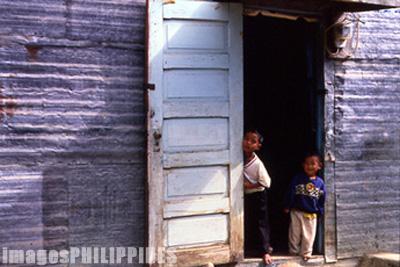 Sagada children,  Place Taken: Mountain Province take on  Date Taken: 2002