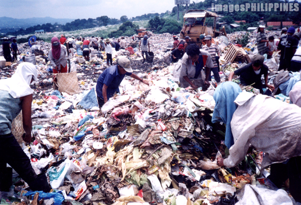 """Scavengers of the Payatas Dumpsite""