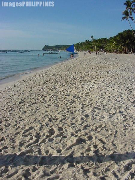 """""""Boracay Beach"""",  Place Taken: Boracay, Aklan take on  Date Taken: 2003"""