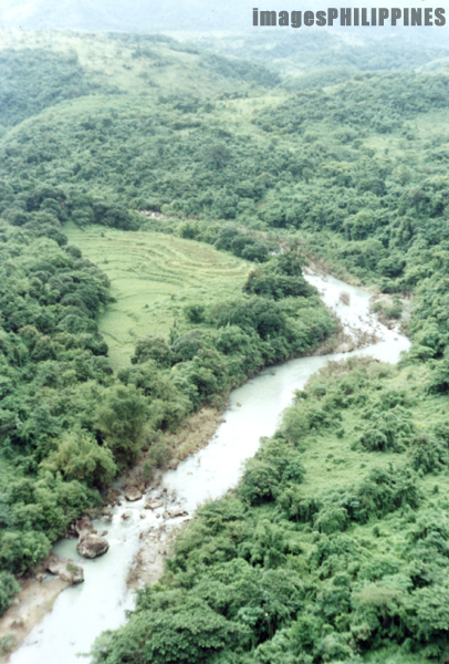 """""""Mudlum River, Mount Manalmon"""",  Place Taken: San Miguel, Bulacan take on  Date Taken:  2001"""