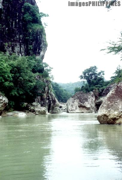 """Mudlum River, Mt. Manalmon""