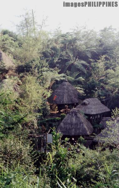 """""""Tam-awan Artists' Village in Pinsao, Baguio"""",  Place Taken: Benguet take on  Date Taken: 2002"""