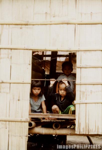 """""""T'boli Children"""",  Place Taken: South Cotabato take on  Date Taken: 2002"""