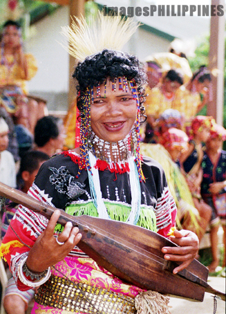"""T'boli Woman""