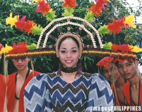 """Coconut Festival Beauty"",  Place Taken: San Pablo, Laguna take on  Date Taken: 2001"