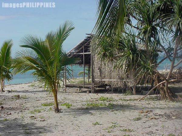 """""""Abandoned Hut in Calanggaman Island"""",   take on  Date Taken:  2002"""