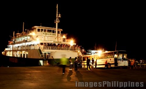 Rool On - Rool Off,  Place Taken: Mindoro Oriental take on  Date Taken: 2010
