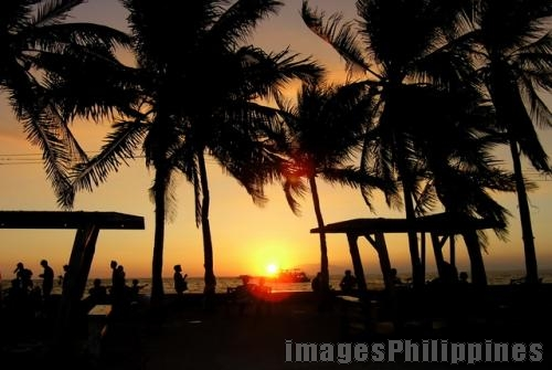 """Manila Bay Sunset I"", 