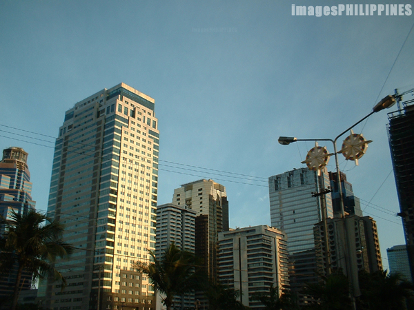 """Ortigas Center Office Buildings""