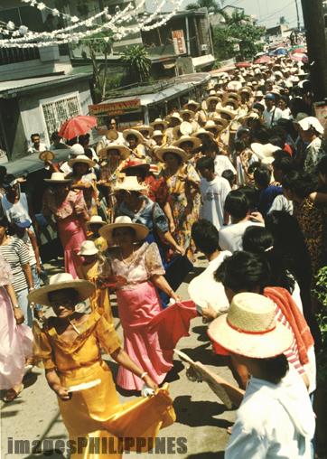 """""""Sayaw sa Obando"""",  Place Taken: Bulacan take on  Date Taken: 1992"""