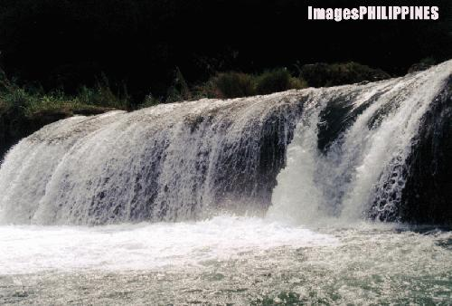 """A Small Falls at Loboc River"", 