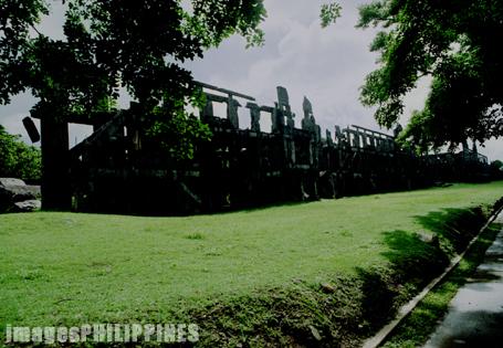 """""""Ruins of Corregidor Island"""",  Place Taken: Bataan take on  Date Taken: 2002"""