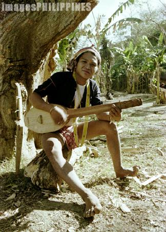 """""""Mangyan Daniel"""",  Place Taken: Mansalay, Mindoro Oriental take on  Date Taken: 1992"""