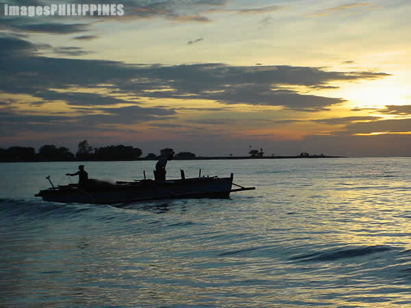 �Fishermen in the Sea�