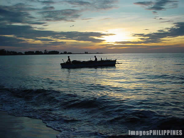 �Fishermen in the Sea"