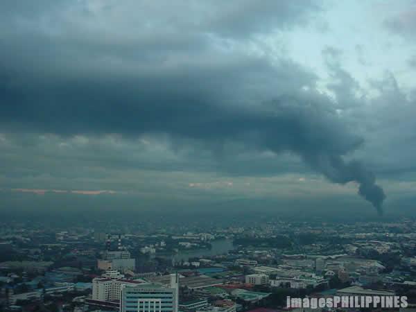 """�Fire"""",  Place Taken: Metro Manila take on  Date Taken: 2003"""