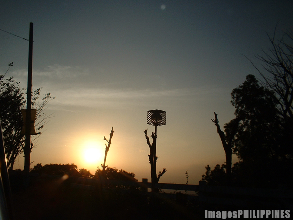 """Sunset in Antipolo""