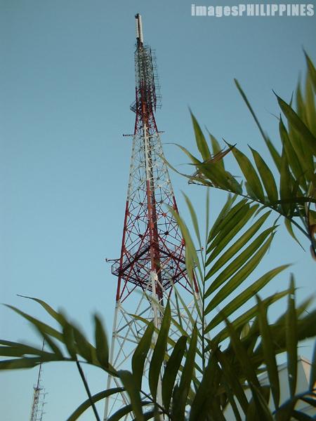 """RMN Radio Tower"",  Place Taken: Antipolo, Rizal take on  Date Taken: 2003"