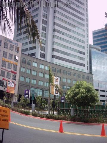 """""""IBM Plaza - Eastwood City Cyberpark"""",  Place Taken:  Metro Manila take on  Date Taken: 2004"""