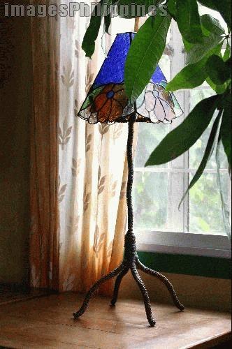 """""""Table Lamp"""",  Place Taken: Tagaytay take on  Date Taken: 2005"""
