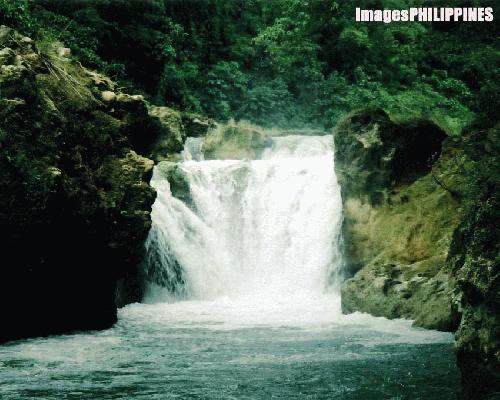 """""""Falls"""",  Place Taken: Loboc Bohol take on  Date Taken: 2004"""