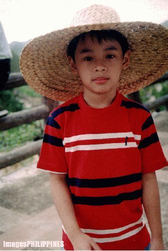 """""""Royce"""",  Place Taken: Sagbayan Bohol take on  Date Taken: 2004"""