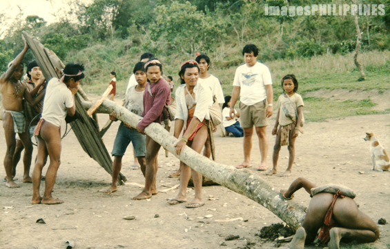 """Team Spirit of the Mangyans""