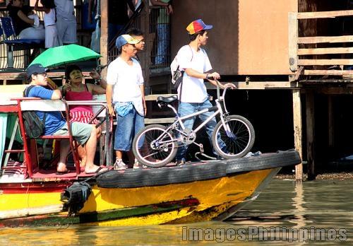 Bicycle on Board,  Place Taken: Metro Manila take on  Date Taken: 2010
