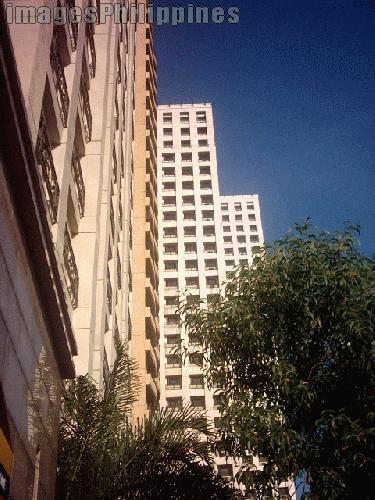 """""""three Towers of Lafayette"""",  Place Taken: Metro Manila take on  Date Taken: 2004"""
