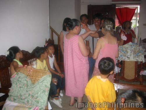 """""""Araw ng Pasko"""",  Place Taken: Bulacan take on  Date Taken: 2007"""