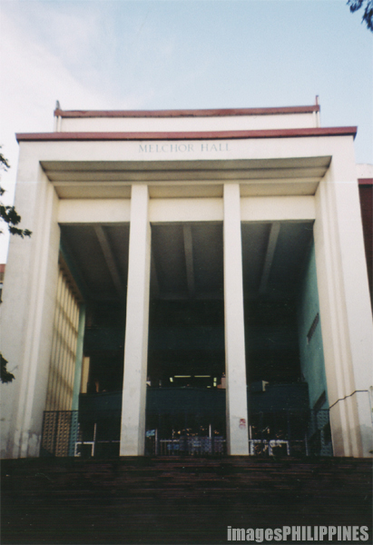 """Melchor Hall""