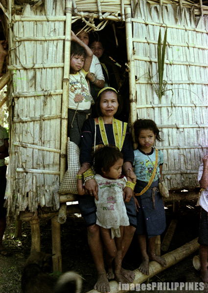 """Mangyan Family""