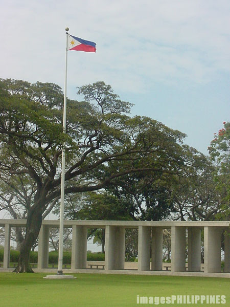 """Manila American Cemetery and Memorial""