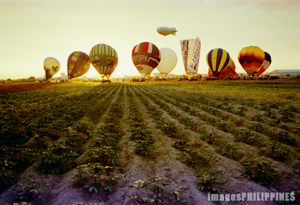 """Hot Air Balloons""