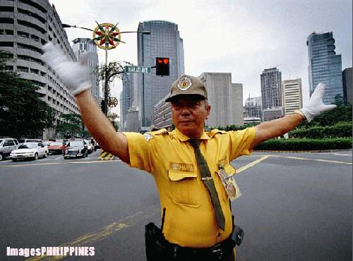 """Makati Traffic Officer"", 