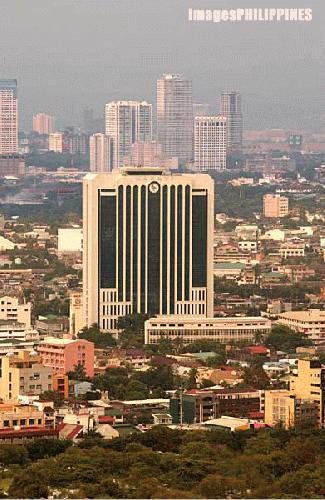 """""""Makati City Hall"""",  Place Taken: Metro Manila take on  Date Taken: 2003"""