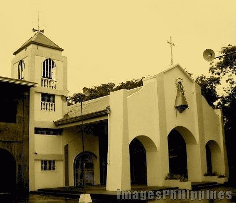 """Sto.Rosario Chapel"",  Place Taken: Guiguinto, Bulacan take on  Date Taken: 2001"