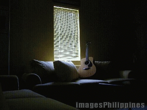 """Guitar by the Window"", 