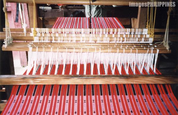 """""""Sagada Weaving House"""",  Place Taken: Sagada, Mountain Province take on  Date Taken: 1999"""